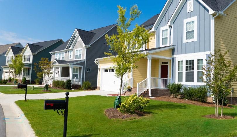 rynek domów jednorodzinnych