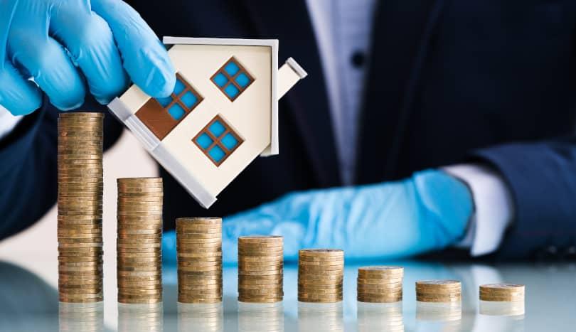 koronawirus a spadek cen nieruchomości